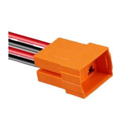 19mm queue de cochon de prise de connecteur de fil de Connecteur pour interrupteur à bouton poussoir