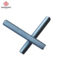 高品質の炭素鋼の糸棒DIN976