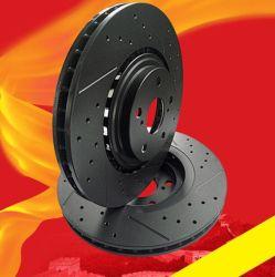 Pièces auto disque de frein avant pour Toyota Revo Gun122 43512-0K170