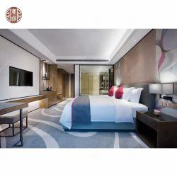 MDFの合板のメラミンベニヤのホテルの家具のベッド部屋の家具
