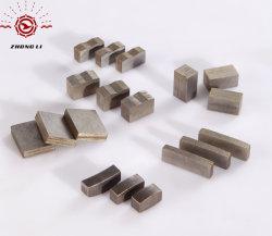 Herramientas de Diamante de alta calidad para el segmento de diamante de 6,5 mm Multi Cuchilla