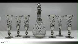 ガラス製品の陶磁器の金の銀PVDの真空メッキ機械