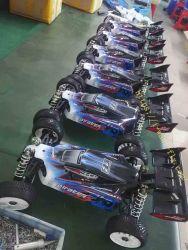 1/8 geschwindigkeit80+ Km/H der Schuppen-4WD 2.4G schwanzloser elektrischer Spitzendes buggy-RTR