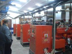 Erdgas-Generator-Set für Markt-Cer ISO 20kw-2000kw Russland-Kazakhstan