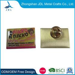 Die placage de cuivre émaillé d'estampage métal 3D de la broche d'un insigne à partir de l'époxy de souvenirs Chinabomb Pop de la broche d'un insigne de la Chine dans le (310)
