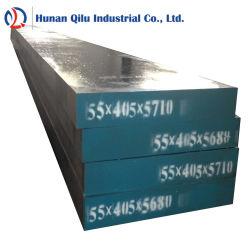 1.2312 P20+S/P21 Nak80 forjadas de acero para plástico Qt Prehardening Molde