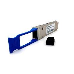 1310 Nm 40g Qsfp+ Transceptor Módulo de fibra óptica compatible con 10km de la marca Switch varios