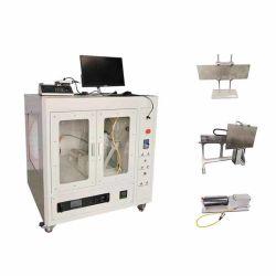Pacto económico Lab Electrospinning Sistema com três conjuntos de coletores e Spinnerets com bicos múltiplos