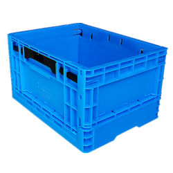 Съемные Autoparts ящики для хранения складные распределения Емкости пластмассовые ящик