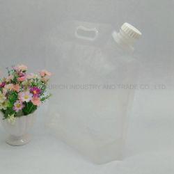 5Lはジュースまたは液体パッケージのための口が付いている袋を立てる