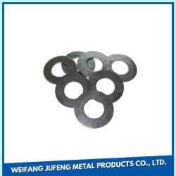 Carimbo de metal de precisão OEM e Arruela Lisa perfurado/anilha de mola/anilha quadrada/Arruela de Aço