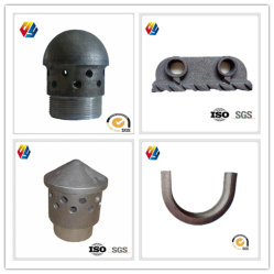カスタマイゼーションを用いる石炭またはガスまたはオイルまたは生物量の蒸気ボイラのコンポーネントの空気ノズルのボイラー