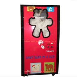 اصنع بنفسك آلة حشو الدب الدمى القماشي والبلش لعبة الحشوة الماكينة