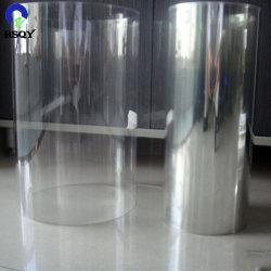 Materiales de la copa de plástico transparente claro Pet/APET/PETG Fichas de películas