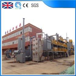 В области энергетики Aste растительных отходов в мощность электростанции пиролиз биомассы электроэнергии