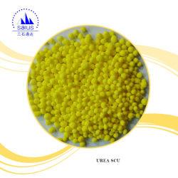 A ureia granulada (N46% Min) com alta qualidade