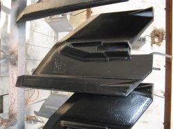 Pièces de machinerie industrielle pièces de rechange du véhicule