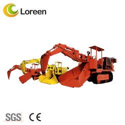 Loreen Zwy-100/45.75L 광업 크롤러 지하 Mucking 로더 기계
