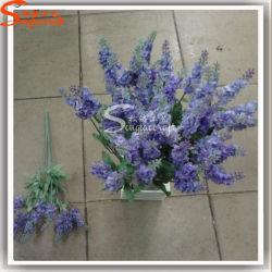 De Kunstmatige Lavendel van de Decoratie van de Winkel van de Kunstbloem