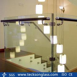 10mm templado laminado de seguridad procesados sin cerco PV de ducha de cristal de la puerta/.