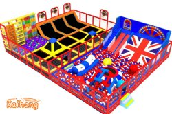 Thème à l'intérieur de haute qualité UK Aire de jeux pour enfants