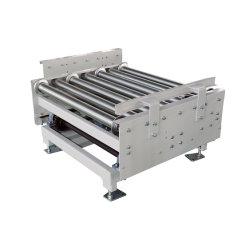 Simplificar la carga de palet Transportador de rodillos de guía para el Cantón de verificación, almacén, logística