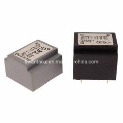 0.3va-0.6va Ee20 Serien-Niederfrequenztransformator für Schaltkarte-Montierung
