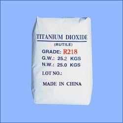 Для общего использования диоксида титана
