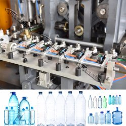 Bouteille en plastique PET Making Machine Machine de moulage par soufflage automatique du moule avec différentes cavités Produits Plstic