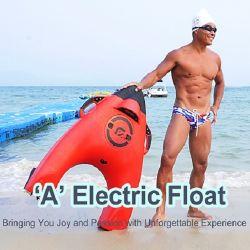 Principale 2019 imbarcazione a motore elettrica elettronica della barca del pedale del triciclo di Seascooter Aquaskipper del pattino del getto del pattino dell'acqua del surf da 3 estati