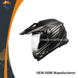 Самый безопасный Mx шлем Motocross касок для лица с DOT солнцезащитные козырьки