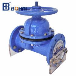 Flasque de roue à main doublée en caoutchouc de type membrane de la vanne