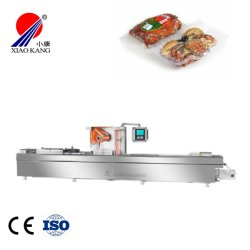 NahrungThermoforming Vakuumverpackungsmaschine mit Cer