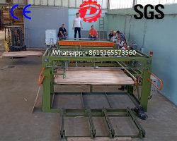 Hoogwaardige Machine Met Viltprint Voor Plywood/Veneer-Verbindingsmachine
