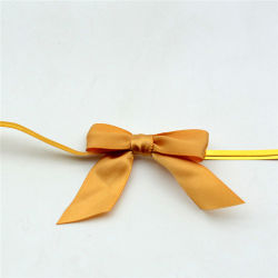 Ruban de satin or Bow pour Candy emballage alimentaire