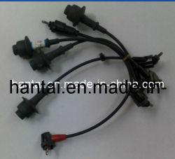 Janpanese車のための点火プラグのワイヤーまたは点火ケーブルまたは点火プラグケーブル