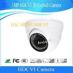 IR Hdcvi Dahua 1MP Eyeball objectif varifocale de caméra vidéo numérique (HAC-HDW1100R-VF)