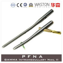 Chirurgische Instrument van de Spijker van de Gamma's van Pfna van het titanium Intramedullary