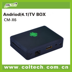 Android 4.1 Smart TV Box