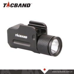 Compact Tactisch Flitslicht voor Pistool of Pistool, Hoge leiden van de Output CREE, het Lichaam van het Aluminium