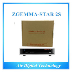 Zgemma 2s Satellite Receiver Full HD 1080P Twin Tuner From Air DIGITAL Stock Now