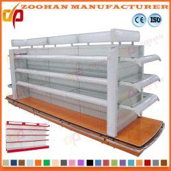 デラックスなガラスライトボックスのスーパーマーケットの装飾的な棚の表示棚付け(Zhs16)