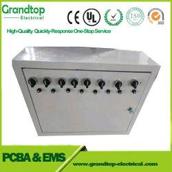 Caja de interruptores de Distribución Eléctrica del gabinete del panel de alimentación