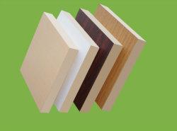 Le bois composite en plastique PVC WPC carte du panneau de Construction