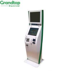 Banque Machine ATM avec Webcam et distributeur de la carte/ATM multifonctionnel avec Fingerprint Reader