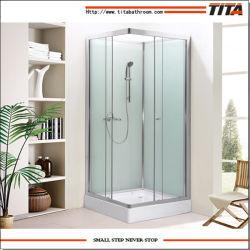 Diseño moderno baño con ducha / receptáculo de ducha / cabina de ducha pares-D