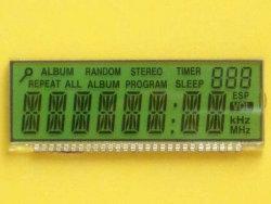 Tn LCD van het Type 8X2 de Module van het Karakter