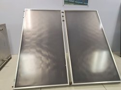 заводская цена из нержавеющей стали плоская пластина для сбора солнечной энергии