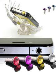 Новые мелочь Crystal накладки (B1) для телефона