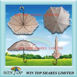2 van de Hoogste Kwaliteit vouwen van de Parasol van het Meisje